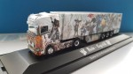 Herpa 121903 Scania CS 20 HD Heide Logistik / Lionheart 1:87 H0
