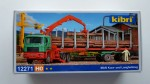 Kibri 12271 MAN z dłużycą do drewna 1:87 H0 KIT