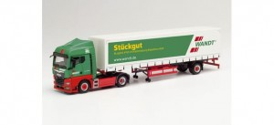Herpa 312684 	MAN TGX GM Spedition Wandt 1:87