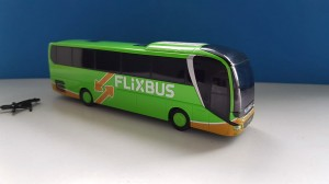 Rietze 74820 MAN Lion´s Coach (2017) Flixbus 1:87 H0