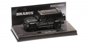 Minichamps 437037400	Brabus 900 Based on Mercedes G 65 2017 (black) 1:43