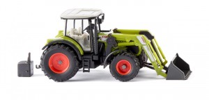 Wiking 036311 Traktor ciągnik rolniczy Claas Arion 630 Frontlader 150 1:87