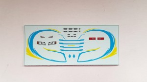 Kalkomania - Decals Scania CR 20 - 10019 1:87