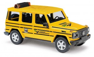 Busch 51431 Mercedes G, Follow me 1:87