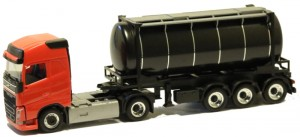 Herpa Volvo GL FH 24ft. Tankcontainer 1:87