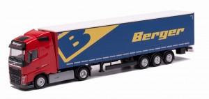 Herpa 943284 Volvo FH Gl. Berger (A) 1:87