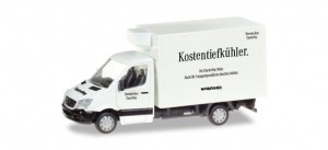 "Herpa 093323 Mercedes-Benz Sprinter Kühlkoffer ""ChaterWay"""