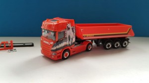 Herpa 932202 Scania CR HD wywrotka Mayolani (CH) 1:87 H0