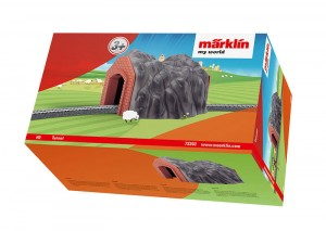 Marklin My World 72202 Tunel kolejowy do kolejki H0