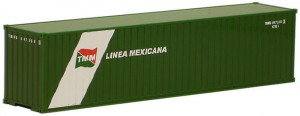 AWM 491679 TMM Linea Mexicana 40ft. HC Container
